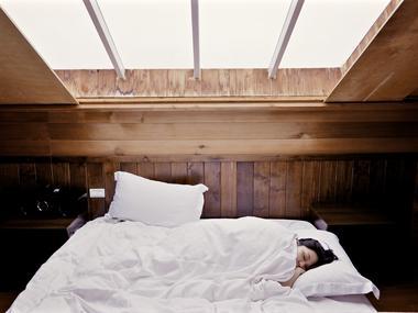 Ložnice v podkroví nejen pro romantické duše